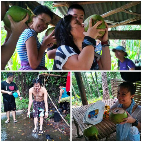 buko break