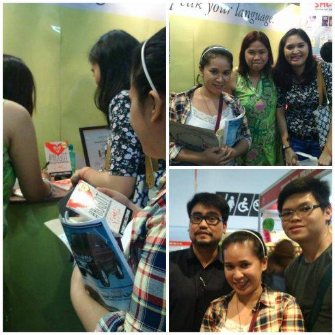 MIBF book signing