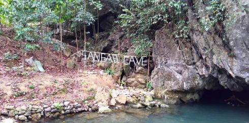 Sangab Cave